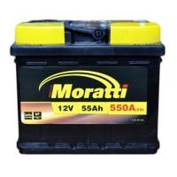 6СТ-55 Ah Moratti Automotive