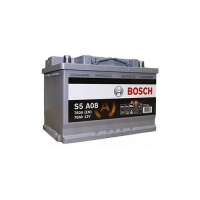 BOSCH S5 A08 AGM 70R А/